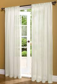 Nicole Miller Home Two Curtain Panels by Interior Marvellous Curtain Sheers With Cute Color For Window