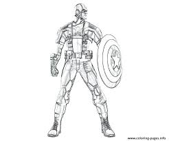 Captain America Shield Coloring Pages Printable Sheets Free Of Iron Man Colouring Civil War