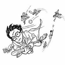 Harry Potter Coloring Page See More The Quidditch