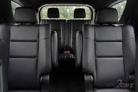 Dodge Durango Captains Seats by 2017 Dodge Durango Gt Blacktop Awd Review Web2carz