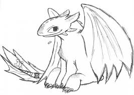 Free Images Coloring Toothless The Dragon Pages About How To Train Your Az