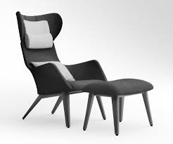 100 Coco Replublic Republic Soho Outdoor Occasional Chair 3D Model