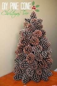 Pine Cone Christmas Tree Centerpiece by 40 Creative Pinecone Crafts For Your Holiday Decorations