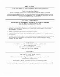 Research Engineer Sample Resume Civil Pdf Best Objective And Good