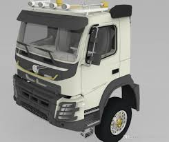 100 Tamiya Rc Trucks 2019 Car 114 114 Model FMX Truck Cab Assembly From