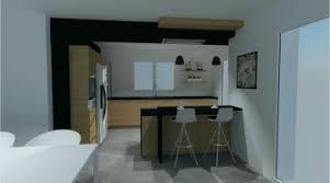 cuisine en bois plan de travail cuisine en bois best of magnifiqué cuisine blanche