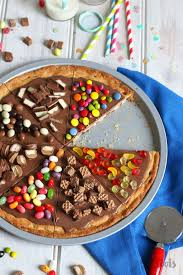 cookie pizza