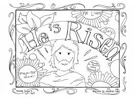 Happy Easter Coloring Pages For Kids Davidedgell Sheets