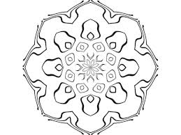Image Of Free Mandala Coloring Pages To Print