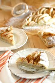 Apple And Pear Galette Is A Rustic Yet Elegant French Dessert Featuring Lightly Spiced Filling