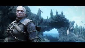 I like Skyrim I like the Witcher There was only one thing to do