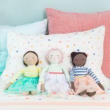 Lila Fabric Dollby Meri Meri