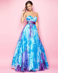 pink purple and blue prom dresses holiday dresses