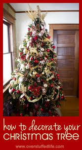 How To Decorate Christmas Tree Like A Professional With Step By Tutorials On