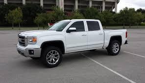Tire/Wheel Clearance 2014 GMC Crew Sierra 1500 | TexAgs