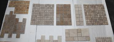 Versailles Tile Pattern Sizes by Travertine
