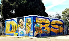 dubs steph curry mural in oakland created by illuminaries