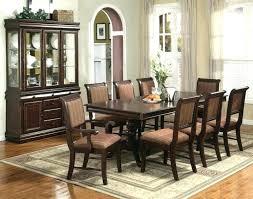 Minimalist Dining Room Modern Classic Table Designs