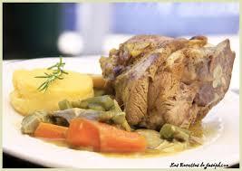 cuisiner une souris d agneau souris d agneau de sisteron aux epices et sa polenta les