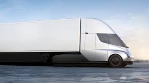 100 New Century Trucking Here Is The 500Mile 80000Pound AllElectric Tesla Semi