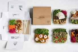 Office Lunch Box Food Delivery London