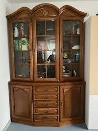 omas alter küchen wohnzimmerschrank eur 500 00 picclick de