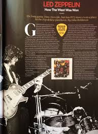 Via The New Uncut Magazine Led Zeppelin How West Was Won Reissue Of Month Excellent Review