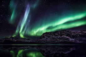 Northern Lights a great surprise of the Arctic night Visit