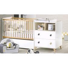 chambre transformable sauthon oslo lit chambre transformable 120x60 poignee goutte babykid