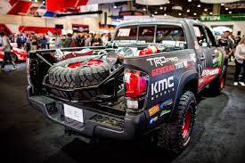 Toyota Unveils 2017 Tacoma TRD Pro Race Truck New 2018 Toyota Tacoma Trd Off Road Double Cab 5 Bed V6 4x4 2017 Pro Autoguidecom Truck Of The Year Pickup Walkaround 2016 Toyota Elevates Off Road Exploration With Pro Pickup Trucks Chicago Auto Show 2019 Tundra And 4runner Reviews Rating Motor Trend Get Extreme Get Dirty Out There The Series For Sale Near Prince William Va Used Toyota Tacoma Double Cab Off At Sullivan Company 4wd Limited Crewmax Offroad Review An Apocalypseproof
