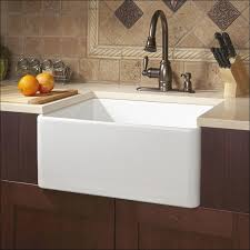 Home Depot Fireclay Farmhouse Sink by Kitchen Farmhouse Sink With Drainboard Bathroom Sinks Lowes Home