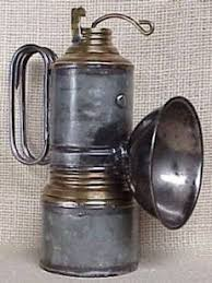 Carbide Miners Lamp Fuel by Minelighting