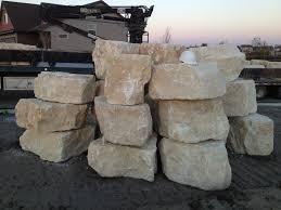 Dresser Trap Rock Boulders by Limestone Bourdeaux Enterprises Inc