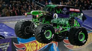 100 Monster Truck Show Cedar Points Newest Thrill Is Riding In Real Jam Trucks