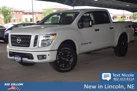 New 2018 Nissan Titan PRO-4X Crew Cab In Lincoln #4N18735 | Sid ...