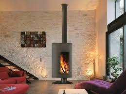 wohnzimmer mit kamin gestalten 43 ideen für wärme