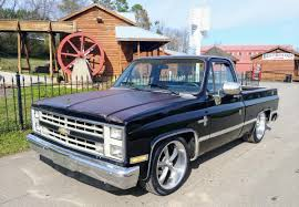 100 1986 Chevy Trucks For Sale Chevrolet Pickup AllSteel Original Pickup Restored Small Block