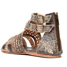 Bed Stu Gogo by Bed Stu U0027capriana U0027 Artisan Leather Sandal Teak Lux Ashbury Skies