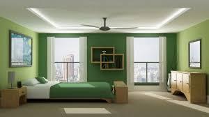Minimalist Interior Design In Painting Walls Green Room Ideas Stunning Bedroom