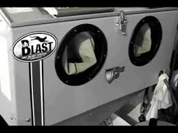 970 Skat Blast Cabinet by Blasting Abrasive For My Blast Cabinet Youtube
