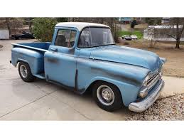 100 1958 Chevy Truck For Sale Chevrolet Apache For ClassicCarscom CC1183547