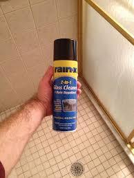 how to clean soap scum shower doors hometalk