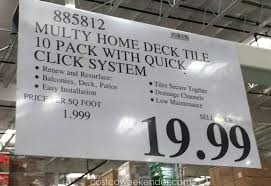 patio tiles costco home design ideas and pictures