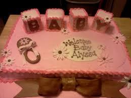 Kroger Baby Shower Cakes