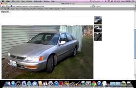 Craigslist Seattle Cars And Trucks For Sale By Owner - Best Image ...