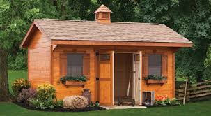 10x20 Storage Shed Plans by Sheds Amish Yard