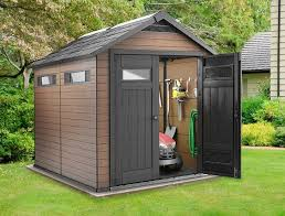 6x3 Shed Bq by Keter Fusion 759 Shed 7 5ft X 9ft Garden Shed Pinterest