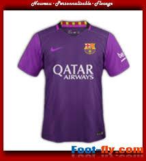 boutique foot nouveau maillots fc barcelone pas cher 16 17