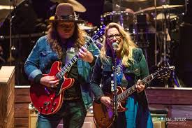 """Rockin' In The Free World:"""" Tedeschi Trucks Band Gets Political At ... Tedeschi Trucks Band Walmart Amp Arkansas Music Pavilion Wow Fans At Orpheum Theater Beneath A Desert Sky Friends S I Would Like To Be Membered On Twitter Pics From Two Amazing Nights Heres 30 Minutes Of Derek And Susan Talking Guitars 090216 Photos Red Rocks 08052016 Marquee Magazine Enlists The Wood Brothers Hot Tuna For Wheels Rockin In Free World Gets Political At W John Bell 73017 Down Along The Cove"""