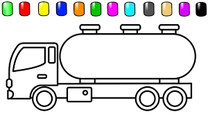 Oil Truck Colouring Book Video, Car And Construction Vehicles ... Sensational Little Blue Truck Coloring Pages Nice 235 Unknown Iron Man Monster Coloring Page Free Printable Color Trucks Sahmbargainhunter El Toro Loco Tonka At Getcoloringscom Printable Cstruction Fresh Pickup Collection Sheet Fire For Kids Pick Up 11425 Army Transportation Pages Transportation Trucks Lego Train For Kids Free Duplo